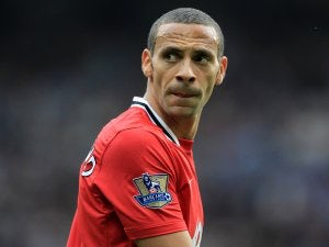 Team News: Ferdinand misses out for United