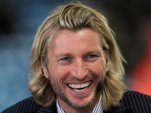 Robbie Savage out of Strictly