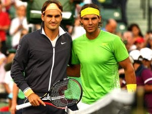 Nadal: 'Playing Federer is special'