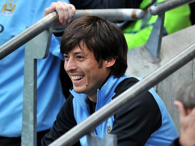 Team News: Silva returns for Man City