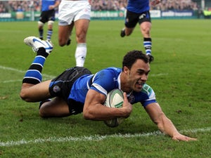 Result: Bath take comfortable win at Gloucester