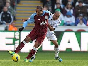 Agbonlahor praises Lambert impact