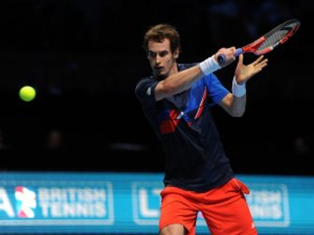 Murray out to frustrate Harrison