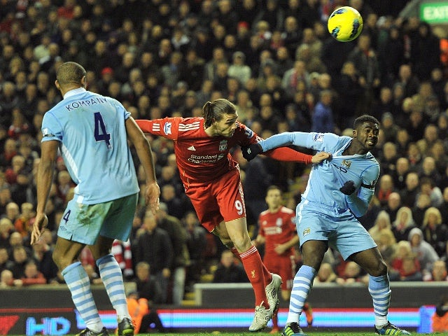 Carroll keen to find Liverpool form
