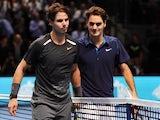 Roger Federer, Rafael Nadal