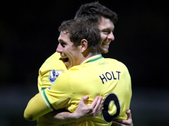 Team News: Holt out, Becchio makes full Norwich debut