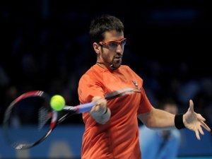 Result: Tipsarevic battles into Paris quarters
