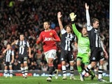 Manchester United, Newcastle United