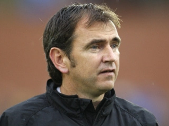 Hibs manager: