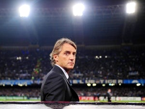 Mancini: 'City not ready to win Champions League'