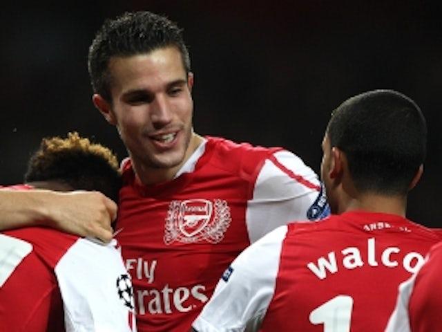 Anzhi prepare huge Van Persie offer