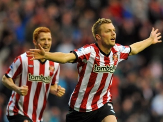 Larsson relieved to score winner