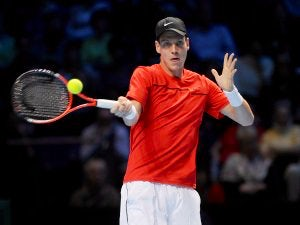 Result: Berdych battles to straight-sets win in Paris