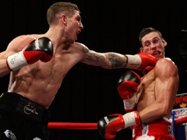 Result: Rose defends British light-middleweight title