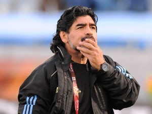 Maradona seeks job in China