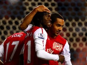 Result: FC Koln 0-4 Arsenal