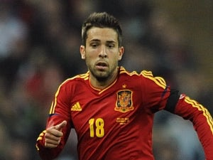 Alba interests Man United