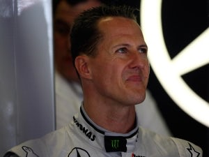 Schumacher remains upbeat