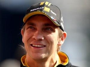 Petrov: 'Caterham F1 have big ambition'