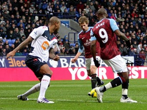 Result: Villa 1-2 Bolton
