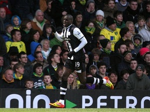 Cisse admits Ba excitement