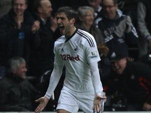 Result: Barnsley 2-4 Swansea