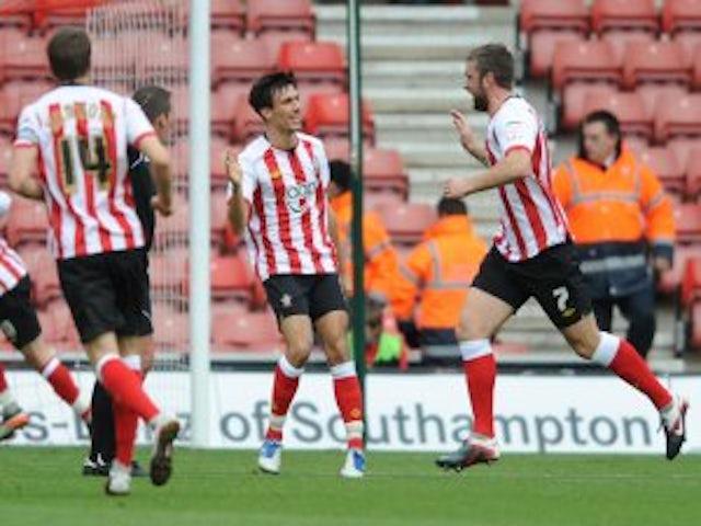 Result: Southampton 2-2 Blackpool