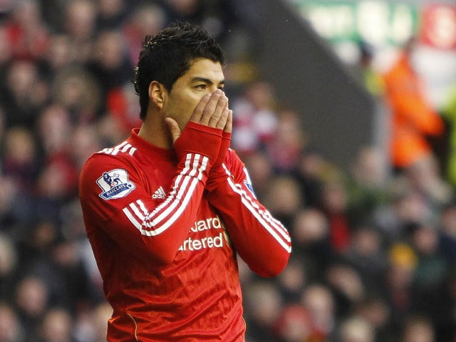 Suarez place not guaranteed