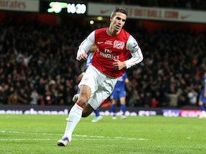 RVP completes Man Utd medical