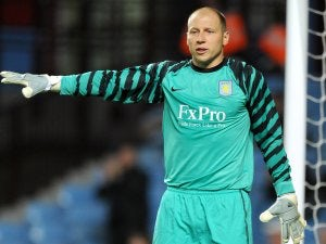 Guzan targets European football