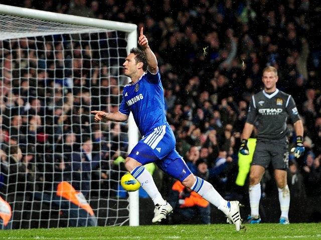 Beckham wants Lampard at Galaxy