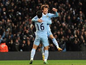 Report: Silva close to new City deal
