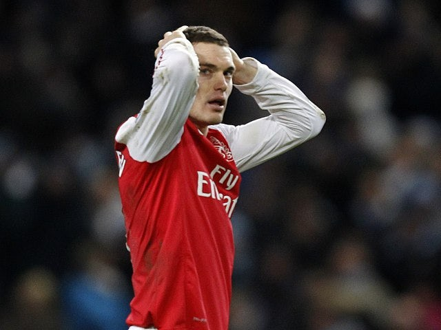 Vermaelen ruled out for three months