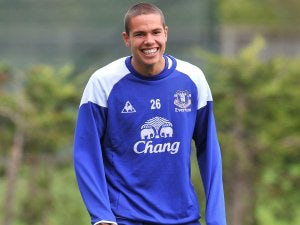 Rodwell nears Everton comeback
