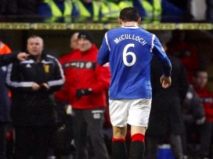 McCulloch signs new Rangers deal