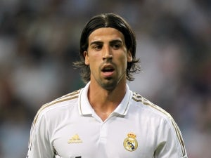 Khedira confident of first-team place