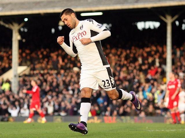Result: Fulham 4-0 Charlton