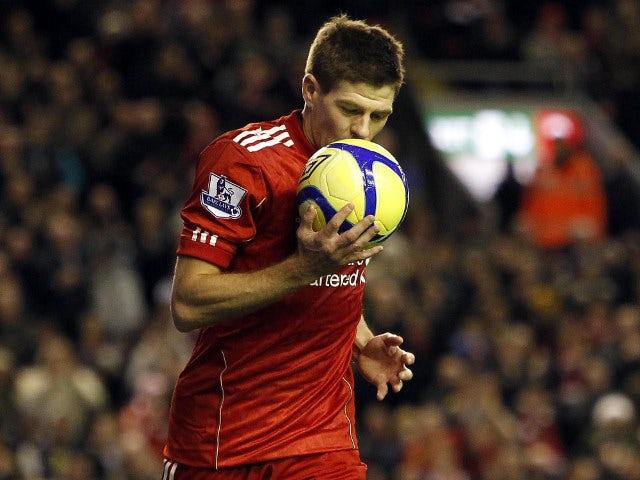 Gerrard backs Martinez