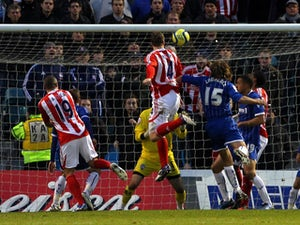 Result: Gillingham 1-3 Stoke City
