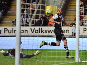 Result: Newcastle 2-1 Blackburn