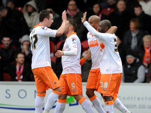 Result: Fleetwood Town 1-5 Blackpool