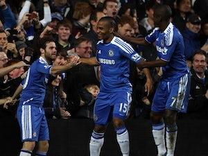 Result: Chelsea 4-0 Portsmouth