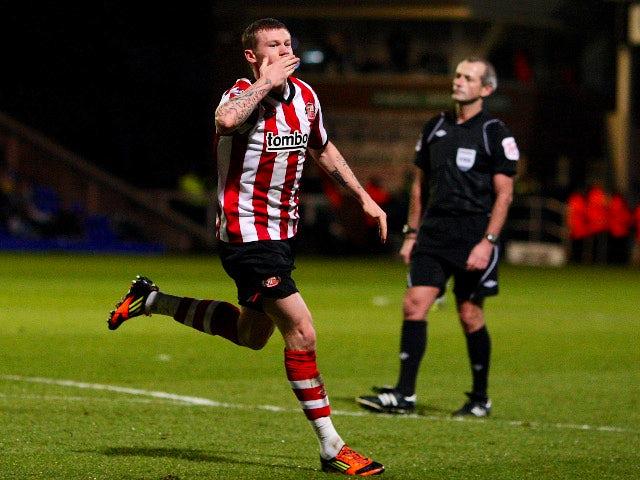 Result: MK Dons 0-2 Sunderland