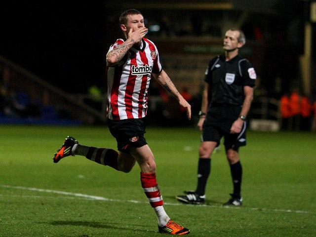 McClean enjoying life at Sunderland