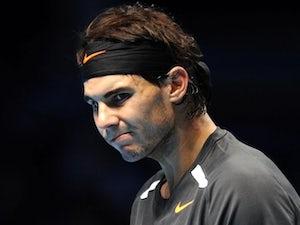 Nadal: 'I'm still struggling'