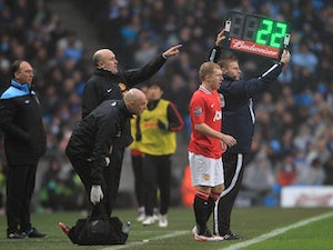 Smalling pleased with Scholes return