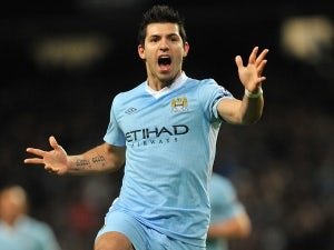 Real Madrid plot Aguero bid