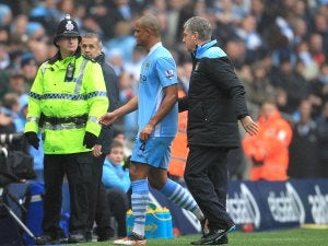 Mancini rages at Kompany ban
