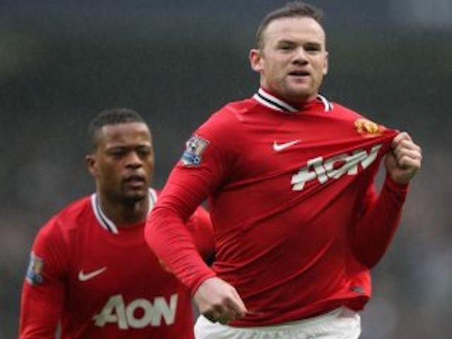 Rooney named in FIFA dream team