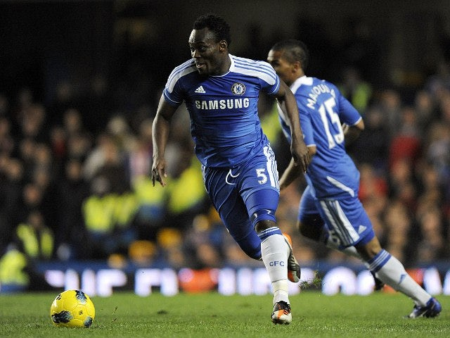 Agent: 'Essien staying put'